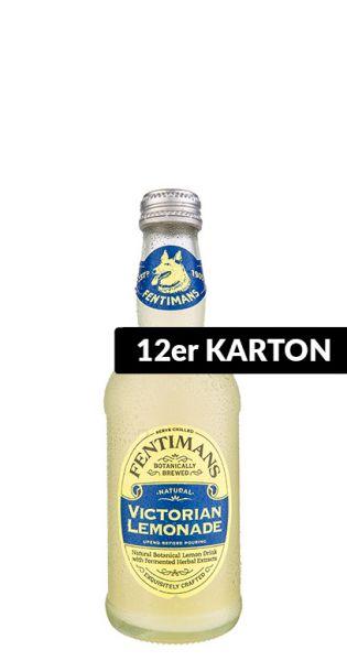 Fentimans - Viktorianische Lemonade - 0,275l (12er Karton)