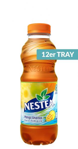 Nestea Eistee - Mango Ananas - 0,5l (12er Tray)