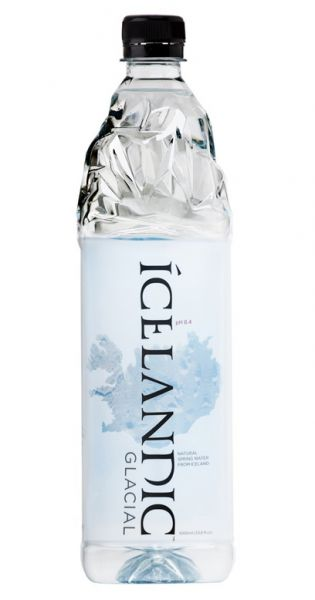 Icelandic Glacial Water - still 1l PET