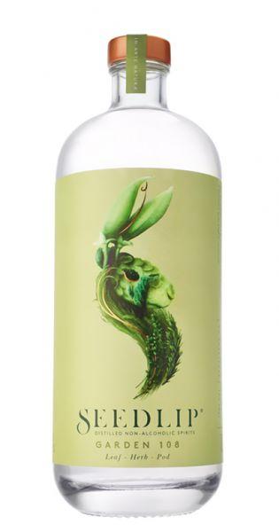 Seedlip Drink - erste Spirituose ohne Alkohol, Garden 108 0,7l