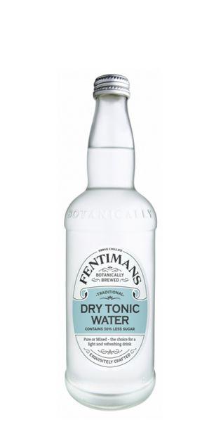 Fentimans - Dry Tonic Wasser - 0,5l (Einzelglas)