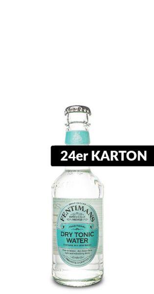 Fentimans - Dry Tonic Wasser - 0,2l (24er Karton)