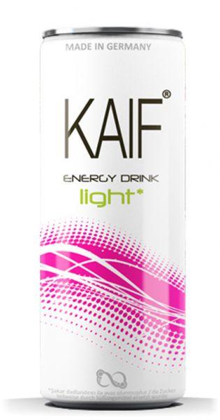 KAIF - Energy Light, 0,25l - Dose