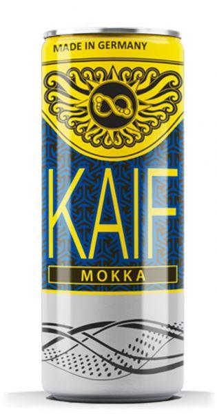 KAIF - Energy Mokka - 0,25l (Einzeldose)