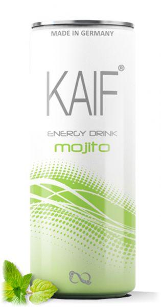 KAIF - Energy Mojito - 0,25l (Einzeldose) - MHD Ware 27.05.2020