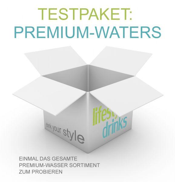 Testpaket - Premium-Wasser