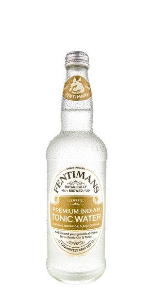 Fentimans - Premium Indian Tonic Wasser - 0,5l (Einzelglas)