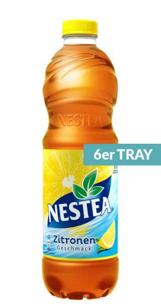 Nestea Eistee - Zitrone - 1,5l (6er Tray)