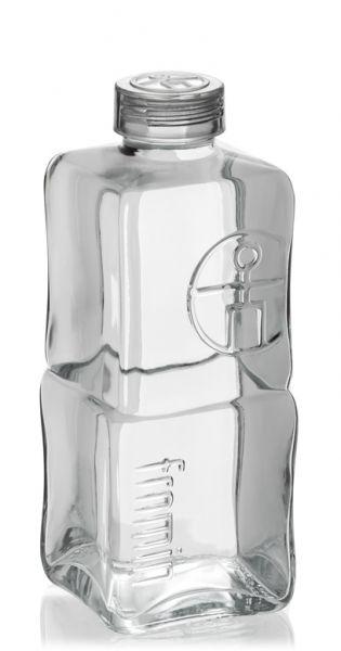 fromin Water - Wasser aus der Eiszeit - still 0,75l Glas