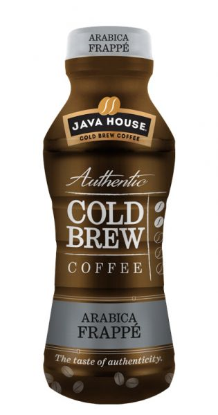 Java House - Cold Brew Coffee, Arabica Frappe 0,3l PET