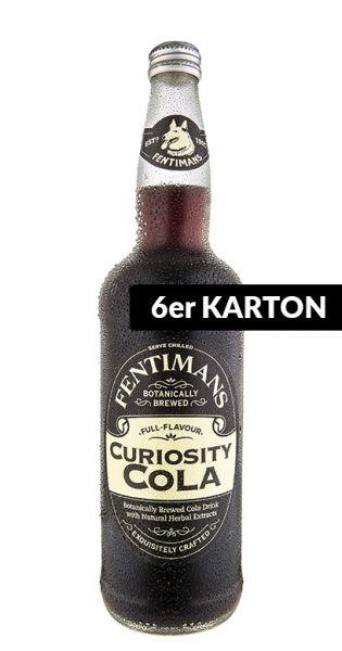Fentimans - Curiosity Cola - 0,75l (6er Karton)