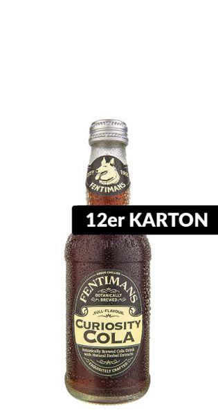 Fentimans - Curiosity Cola - 0,275l (12er Karton)