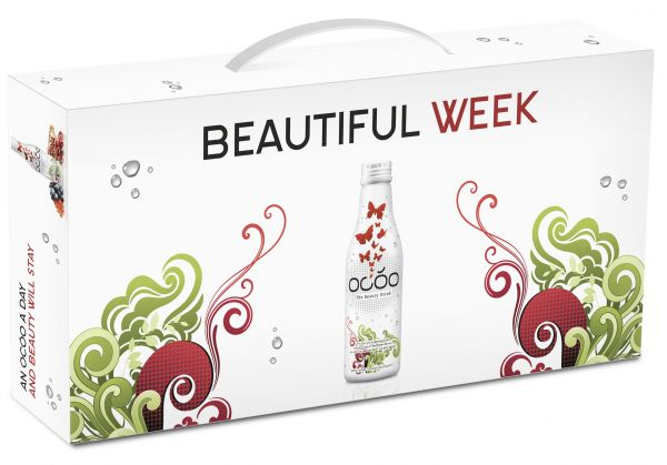 OCOO - The Beauty Drink, 7er WeekPack (7 x 0,25l im WeekPack)