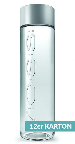 Voss Wasser - Premium Wasser - still 0,85l PET (12er Karton)