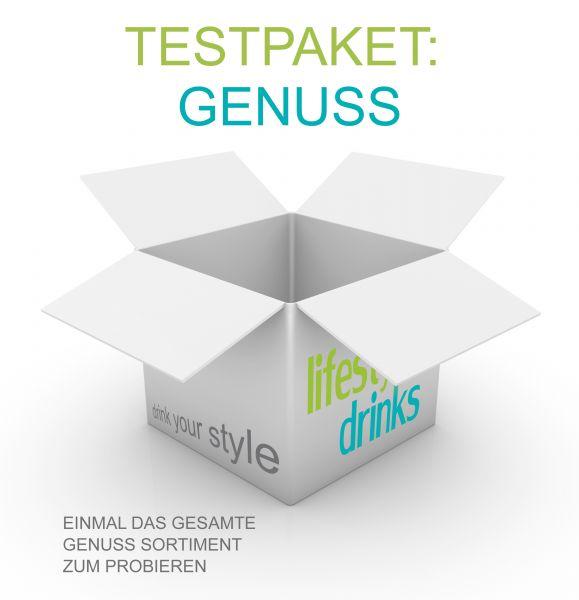 Testpaket - Genuss