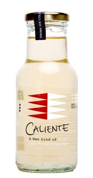 Caliente - Pflaume, Rosmarin, Chili 0,25l Glas
