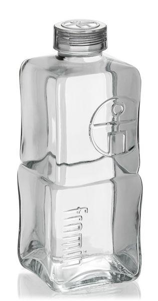 fromin Wasser - Wasser aus der Eiszeit, still - 0,75l (Einzelglas)