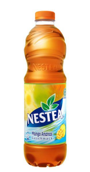 Nestea Eistee - Mango Ananas - 1,5l (Einzel PET)