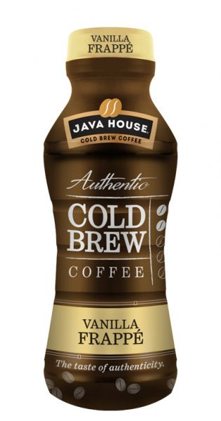 Java House - Cold Brew Coffee, Vanilla Frappe 0,3l PET