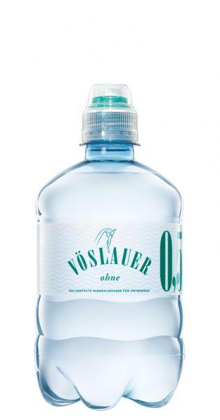 Voeslauer Mineralwasser - still 0,5l PET