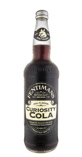 Fentimans - Curiosity Cola - 0,75l (Einzelglas)
