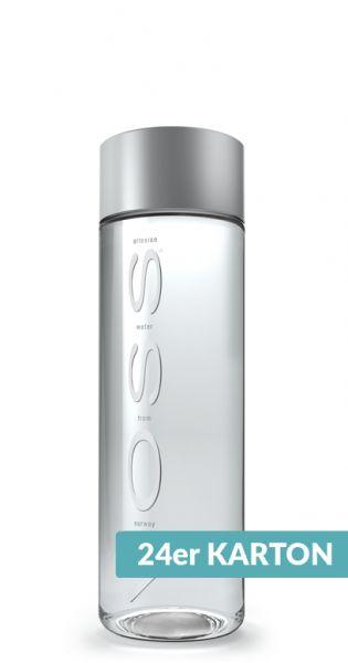 Voss Wasser - Premium Wasser - still 0,5l PET (24er Karton)