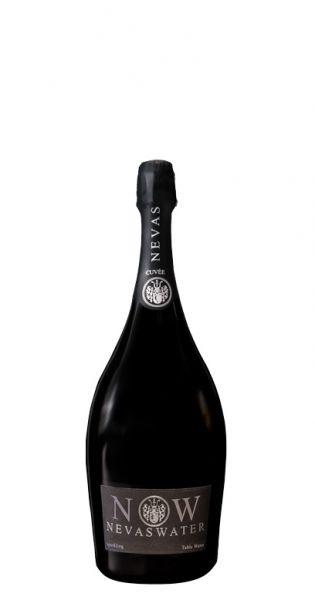 Nevas Water - Premium Cuvée Wasser, sparkling 0,75l - Glas