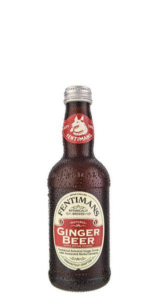Fentimans - Ginger Beer, alkoholfrei - 0,275l (Einzelglas)