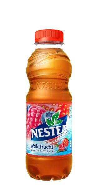 Nestea Eistee - Waldfrucht - 0,5l (Einzel PET)