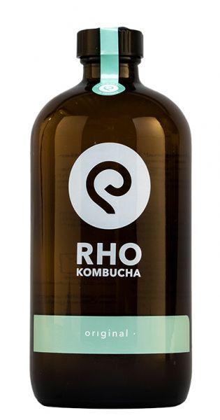 RHO Kombucha - Original - 0,473l (Einzelglas)