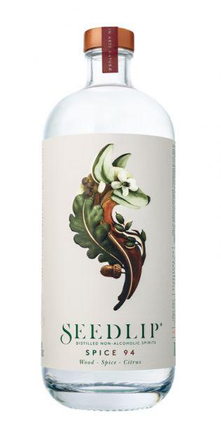 Seedlip Drink - erste Spirituose ohne Alkohol, Spice 94 0,7l