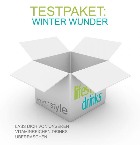"""Testpaket """" Winter Wunder"""""""