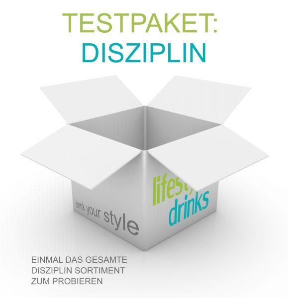Testpaket - Disziplin