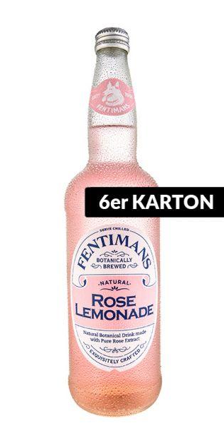 Fentimans - Rosen Lemonade - 0,75l (6er Karton)