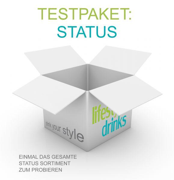 Testpaket - Status
