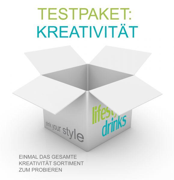 Testpaket - Kreativität