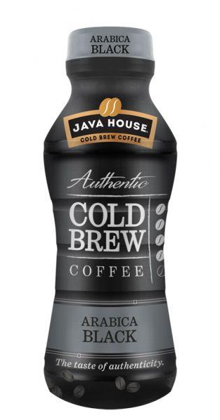 Java House - Cold Brew Coffee, Arabica Black 0,3l PET