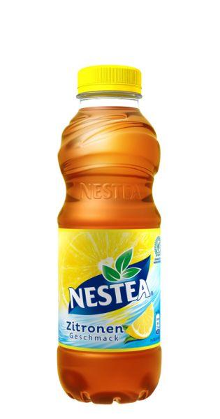 Nestea Eistee - Zitrone - 0,5l (Einzel PET)