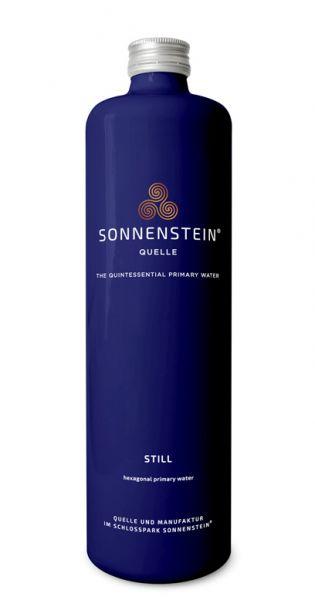 Sonnenstein Wasser - Hexagonal Primary Water - still 0,7l Ton-Flasche