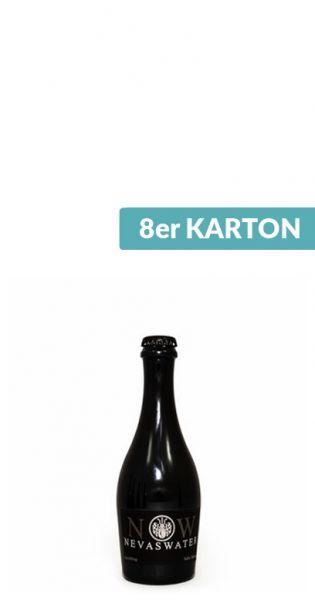 Nevas Water - Premium Cuvée Wasser, sparkling 0,33l - Glas (8er Karton)