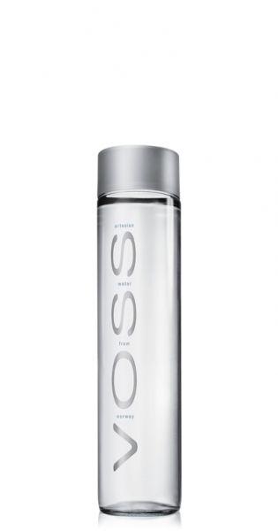 Voss Wasser - Premium Wasser - still 0,375l Glas