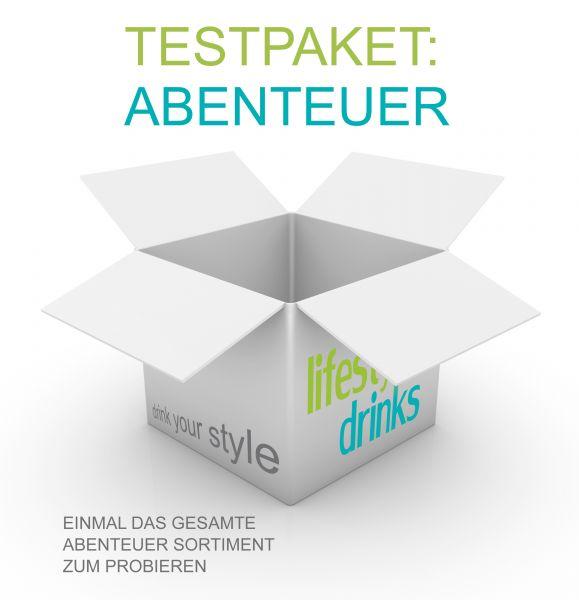 Testpaket - Abenteuer