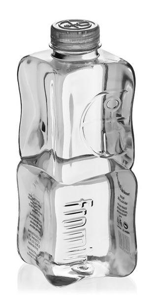 fromin Wasser - Wasser aus der Eiszeit, still - 1l (Einzel PET)