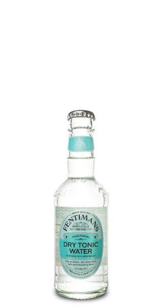 Fentimans - Dry Tonic Wasser - 0,2l (Einzelglas)