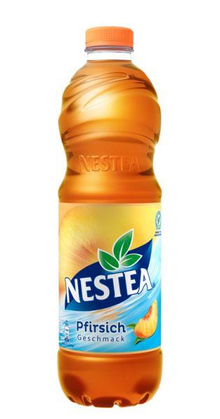 Nestea Eistee - Pfirsich - 1,5l (Einzel PET)