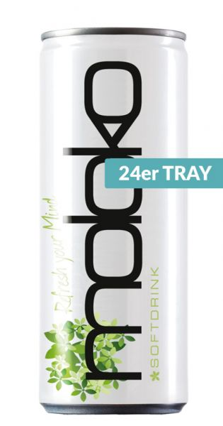moloko drink - Zitrone, Holunderblüten und Ingwer - 0,25l (24er Tray)