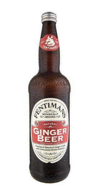 Fentimans - Ginger Beer, alkoholfrei - 0,75l (Einzelglas)