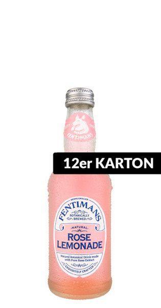 Fentimans - Rosen Lemonade - 0,275l (12er Karton)