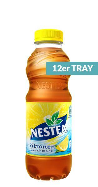 Nestea Eistee - Zitrone - 0,5l (12er Tray)