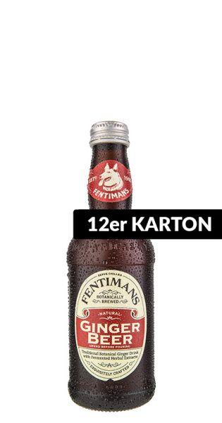 Fentimans - Ginger Beer, alkoholfrei - 0,275l (12er Karton)